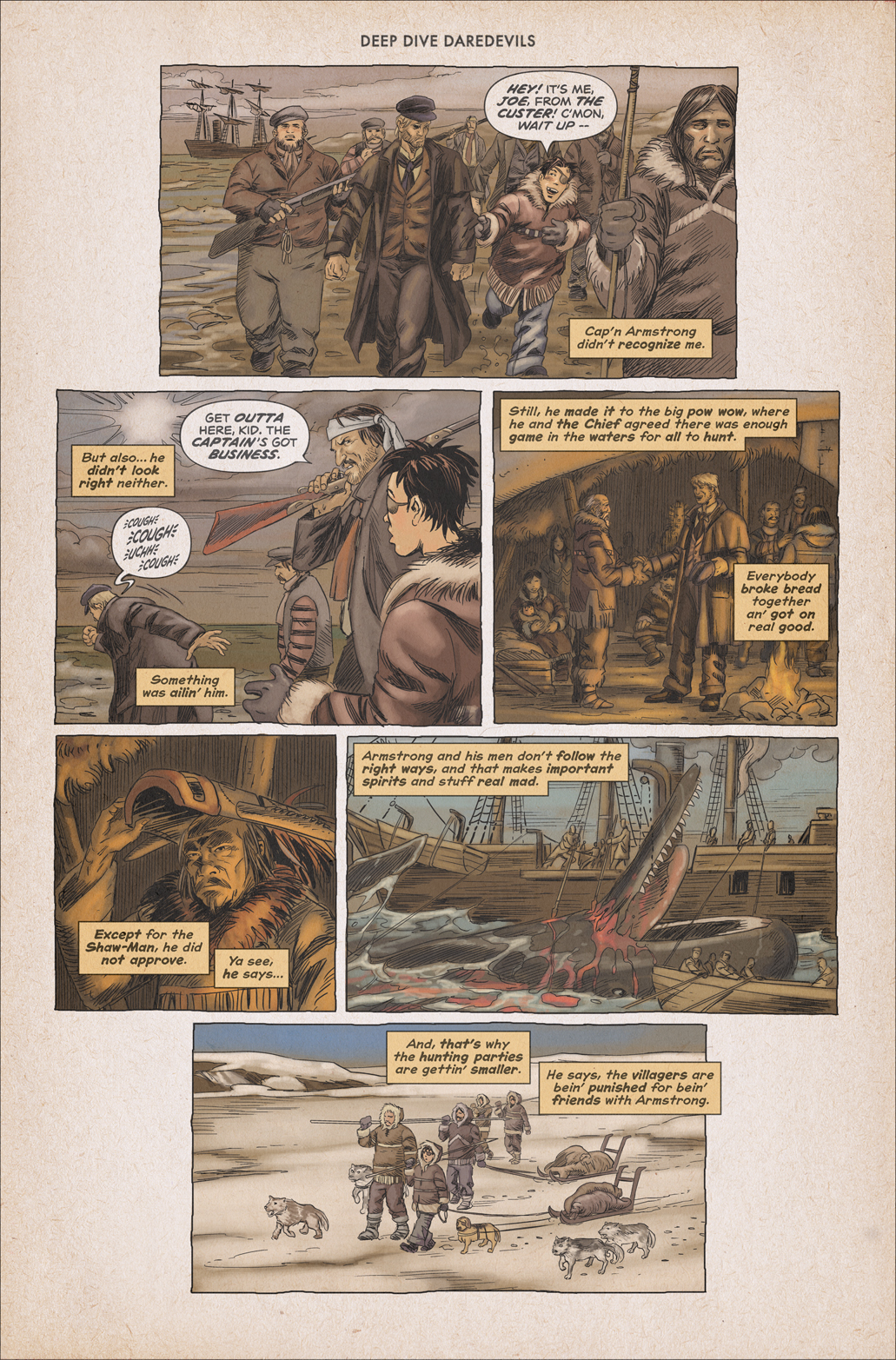 Secret of the Beaufort Sea – Page 32