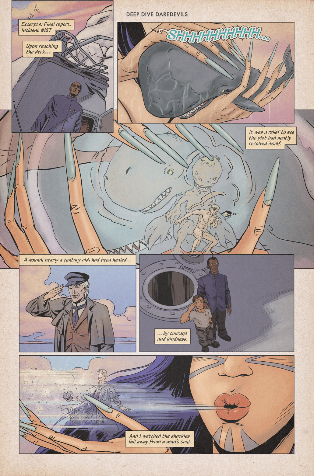 Secret of the Beaufort Sea – Page 38
