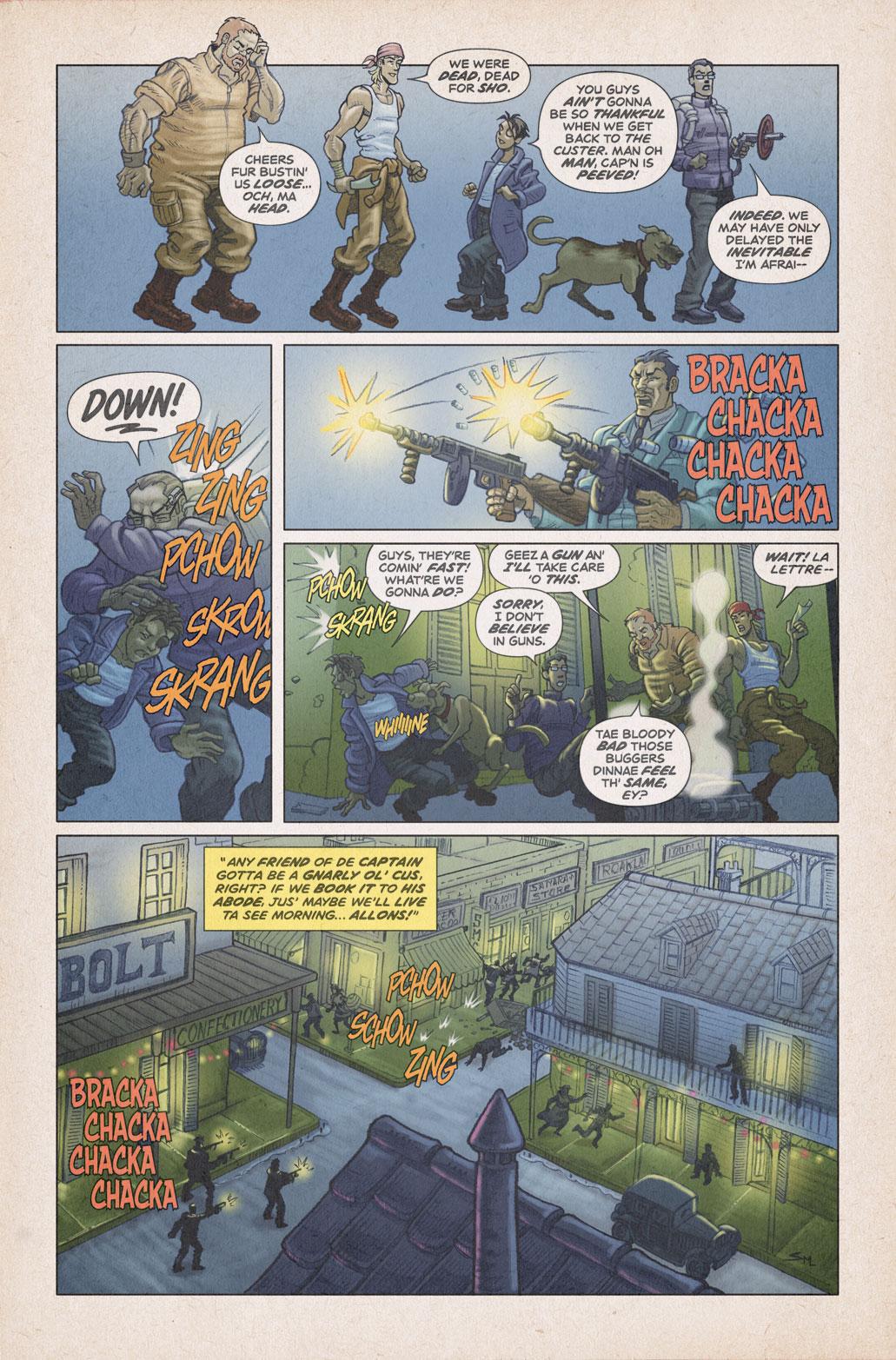 Cajun Caper – Page 6