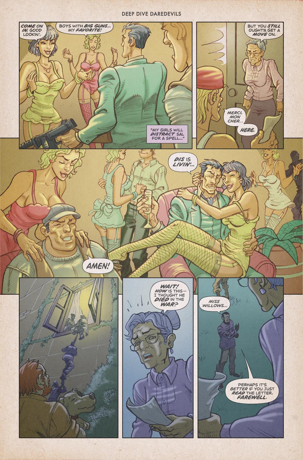 Cajun Caper – Page 9