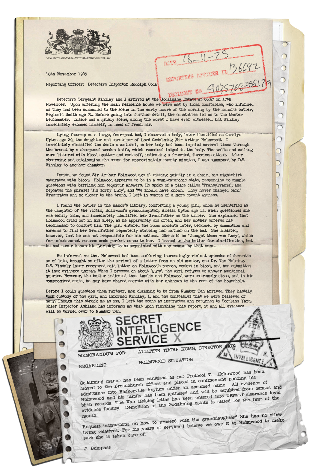 Secret Files of Section X – Page 3