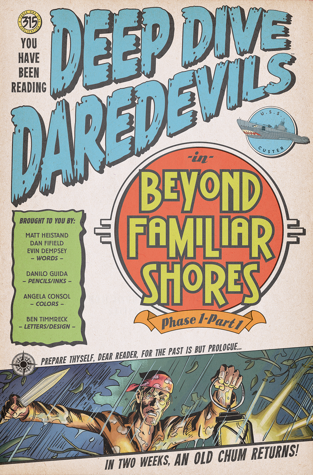 Beyond Familiar Shores – Titles/Credits