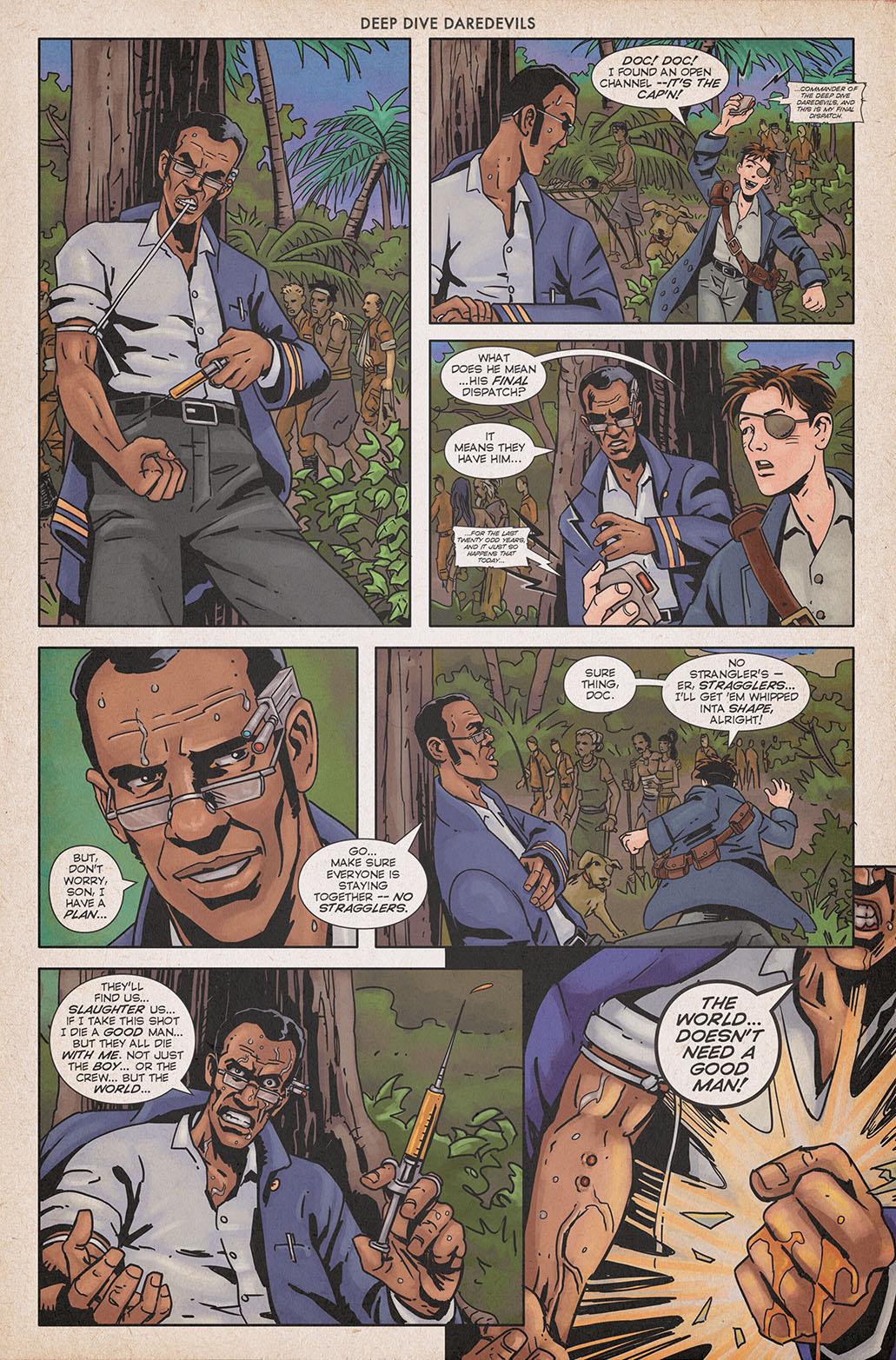 Beyond Familiar Shores – Page 48