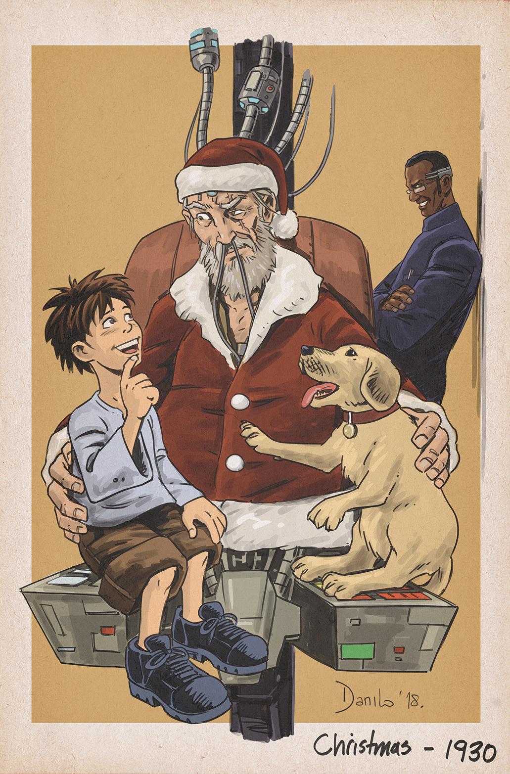 Merry Christmas – 2018