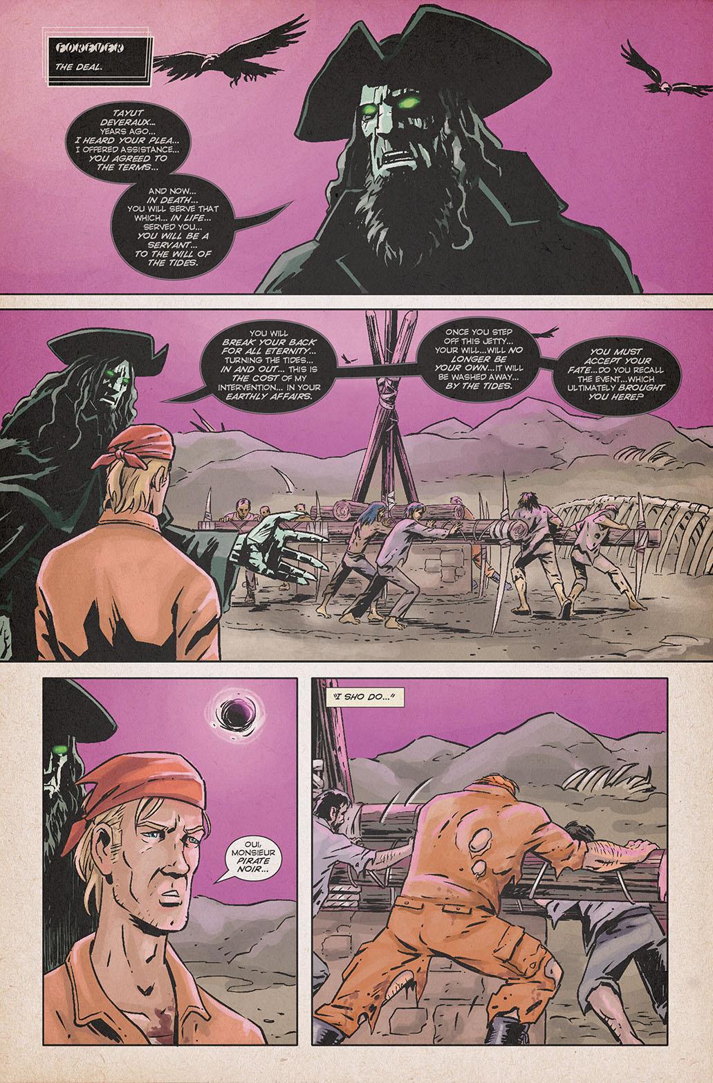Beyond Familiar Shores 2 – Page 75