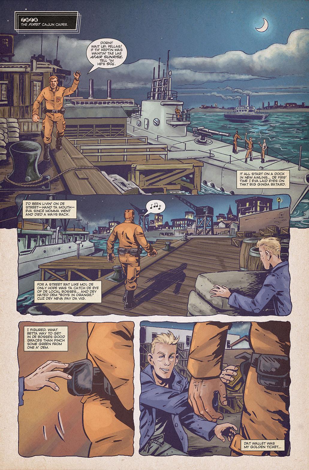 Beyond Familiar Shores 2 – Page 76