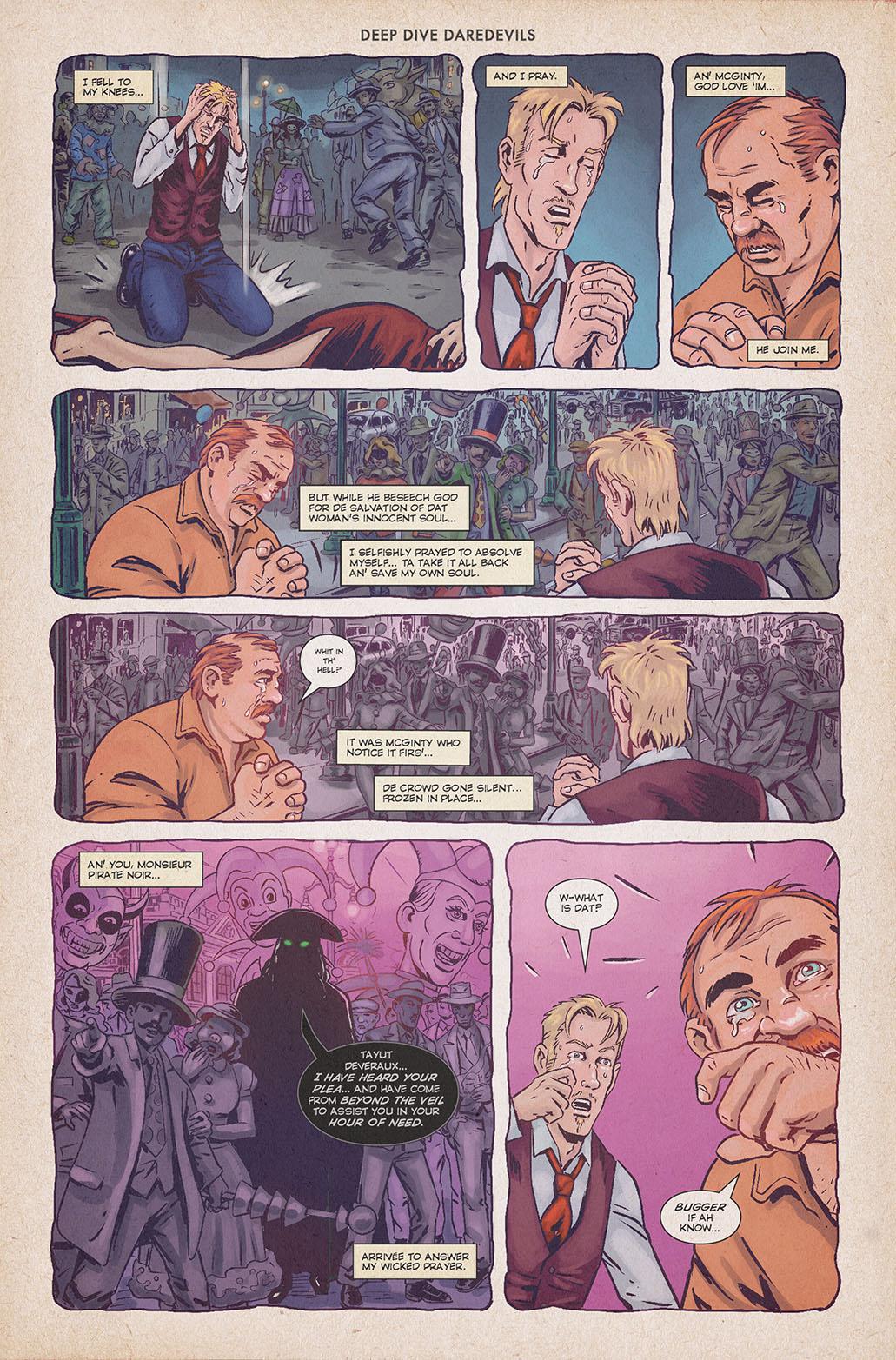 Beyond Familiar Shores 2 – Page 83