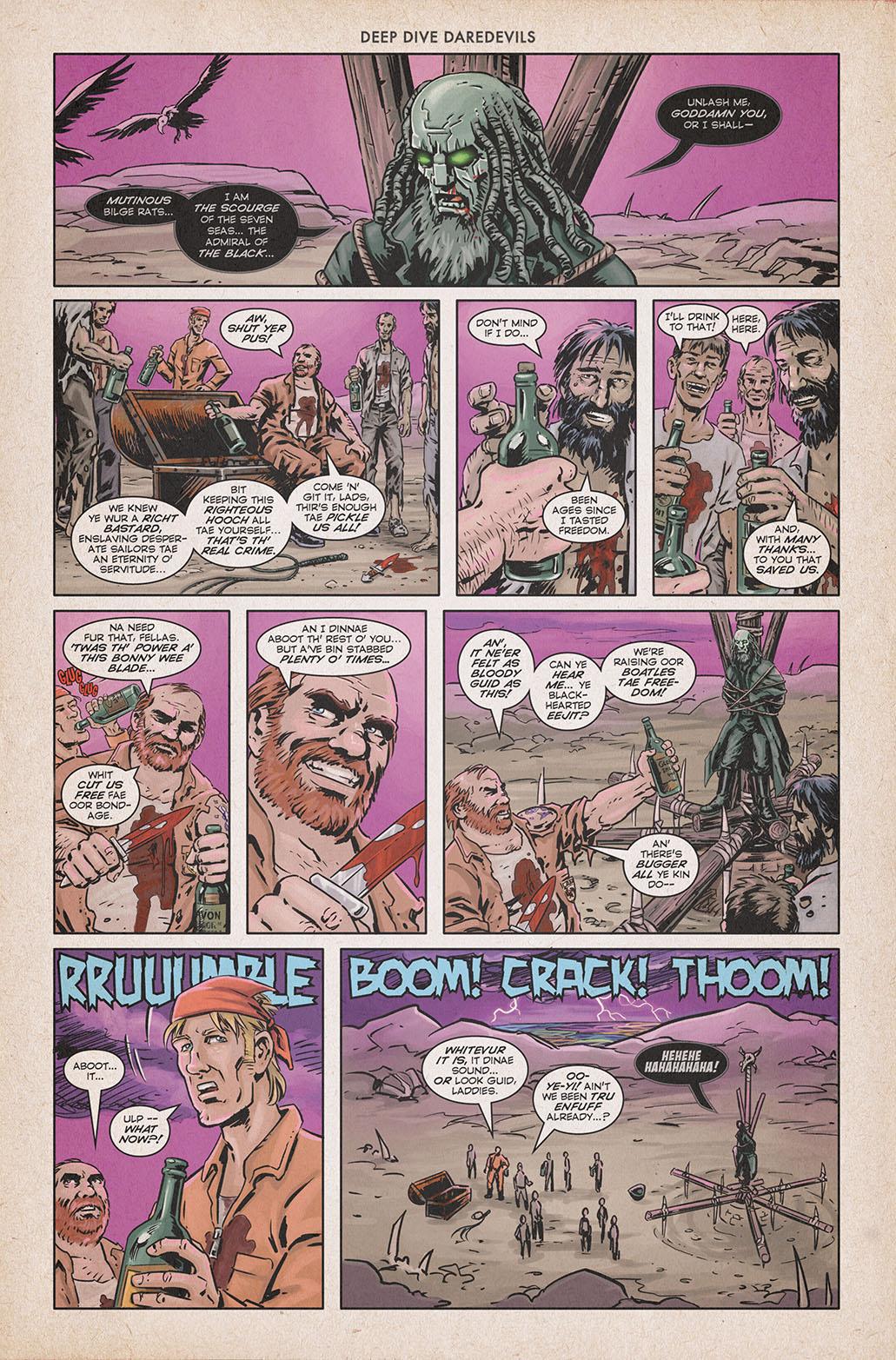 Beyond Familiar Shores 2 – Page 102